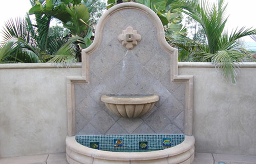 Cantera Stone Water Fountains