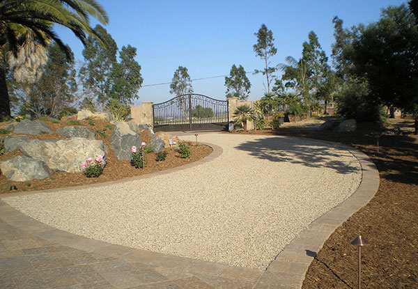 Gated Entry System in Bonsall, CA