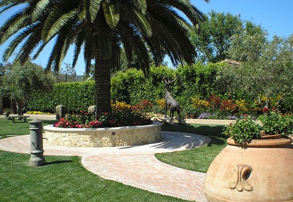 Daniels Landscape Gallery - Driveways & Entryways   Landscaping San ...