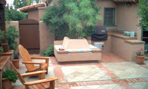 Residential Landscaping Contractor